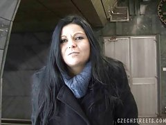 Чешские улицы - kristyna