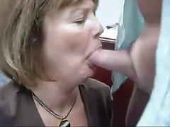 жена практика в офисе делает совершенным