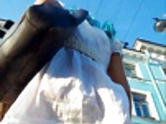 Шокирующее видео шпион в общественной раздевалке