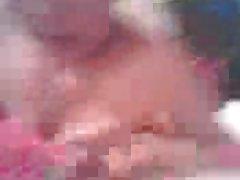 Горячая блондинка gloryhole