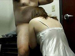 Видеозаписью моя жена и я секс в ванной комнате